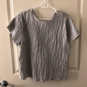 Never worn Zara blouse